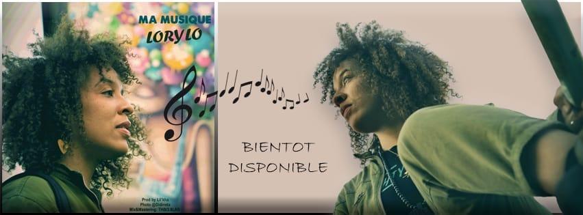 Lorylo, Ma musique, cover, bientot disponible