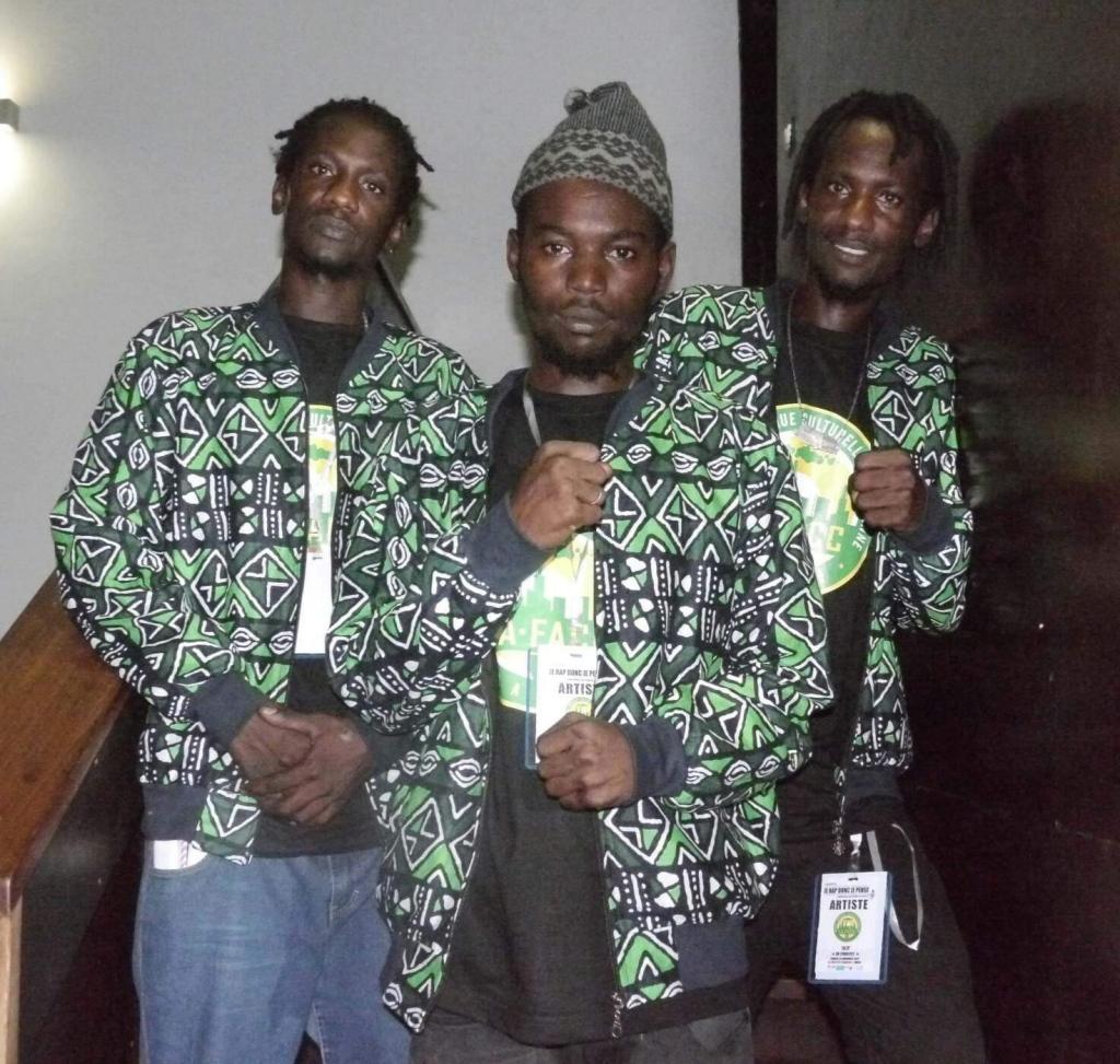 KISSAL CREW, inter FACC, institut français, DAKAR, groupe rap, Sénégal