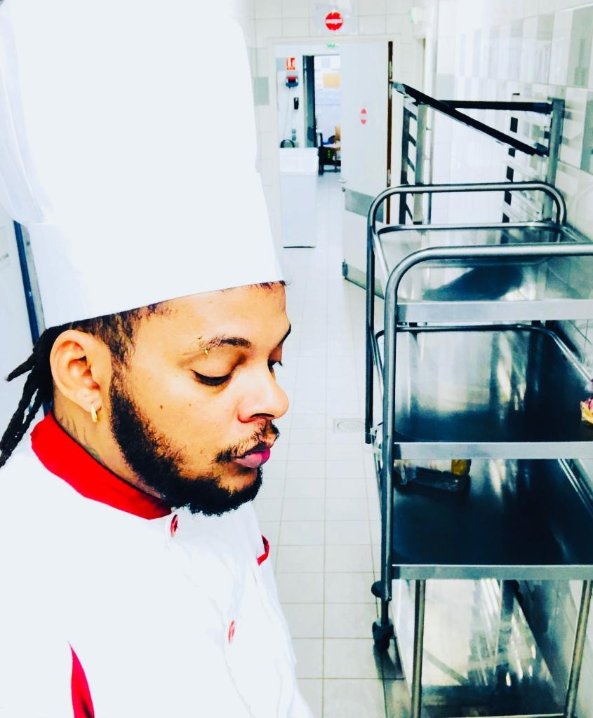 Francillone Stephane, cuisinier, antillais, Antilles, PrestigeCaraïbesCook, restaurant, cuisine, Guadeloupe, Martinique, France