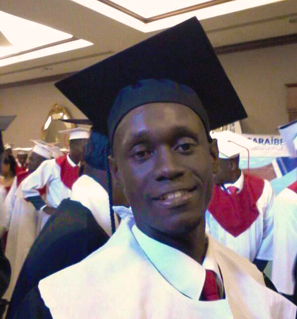 Roosevelt Noel, journaliste, juriste, interview, Haiti, haitien