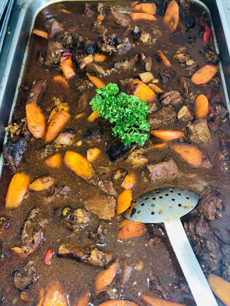 sauté de veau carottes, cuisine, prestigecaraibescook, cuisinier à domicile, antillais, traiteur