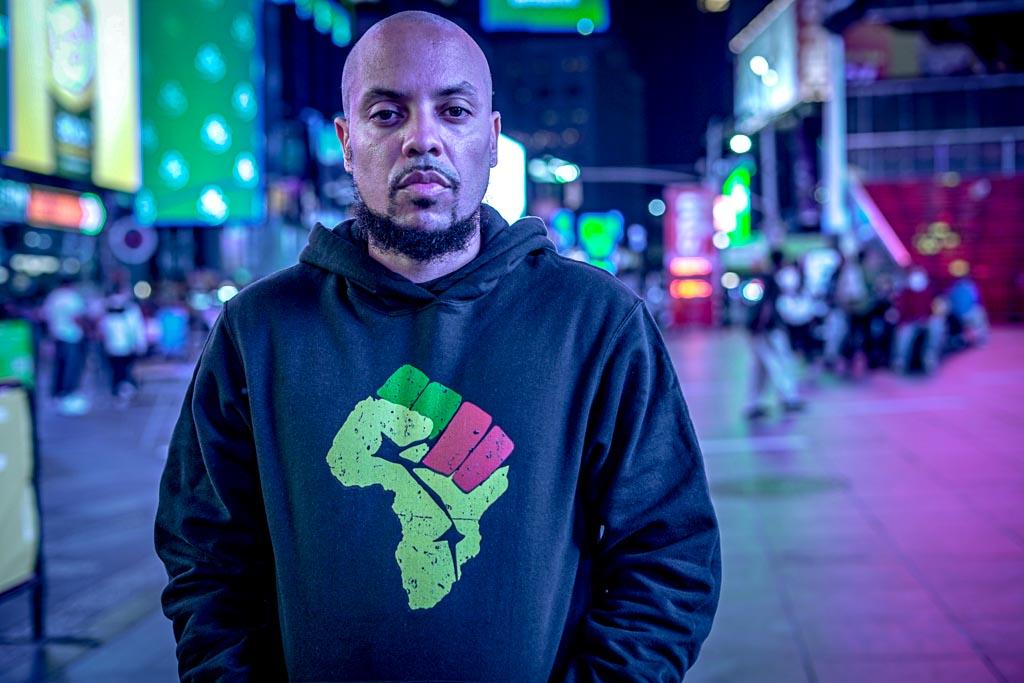 Napoleon Da Legend, artiste, américain, hip-hop, afrobeat, New-York, US