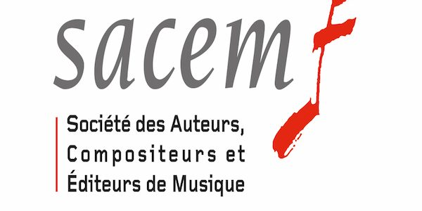 la sacem, société des auteurs compositeurs et éditeurs de musique
