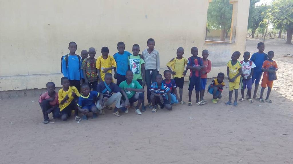 Kana Renaissance, association, Mali, interview, écoliers, village