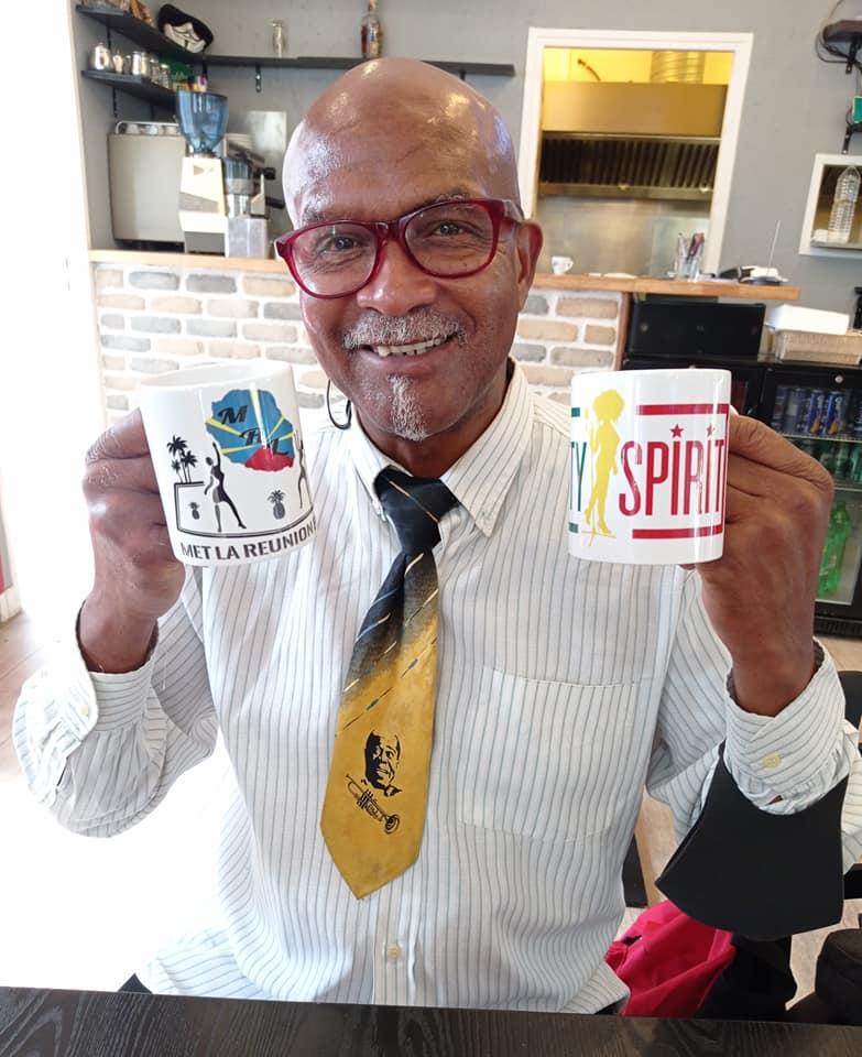 mighty spirit, Met'La Réunion en lèr, émission, mugs, e-boutique