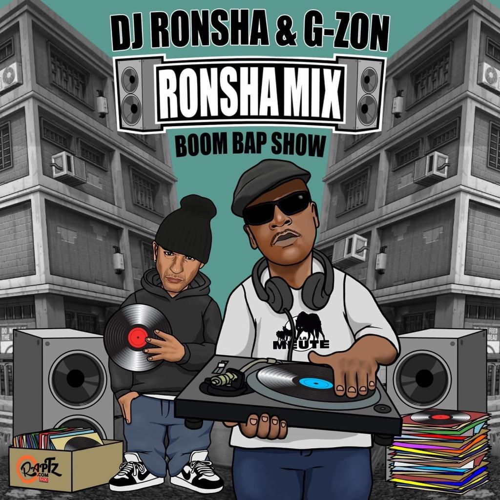 Danse avec les loups, Ronsha Mix, Boombap